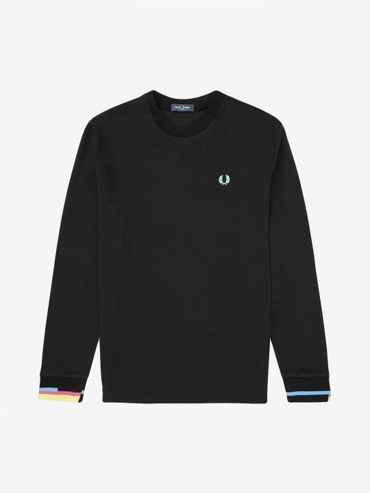 Camisola Fred Perry Process Colour