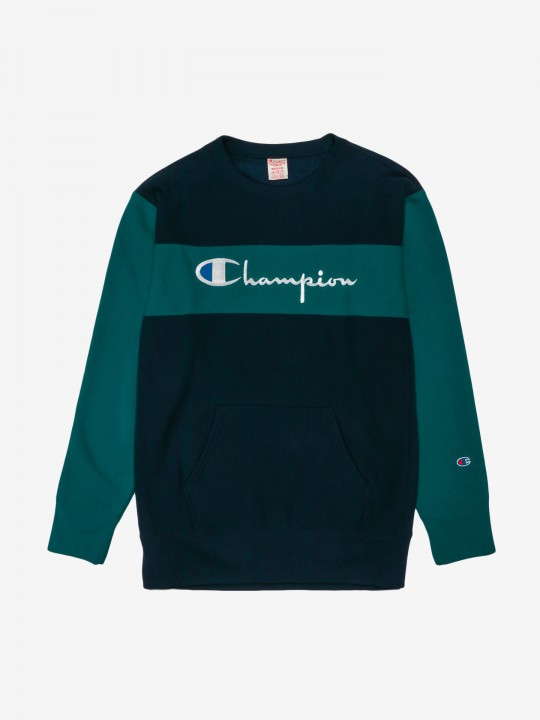 Camisola Champion Contrasted Sleeves