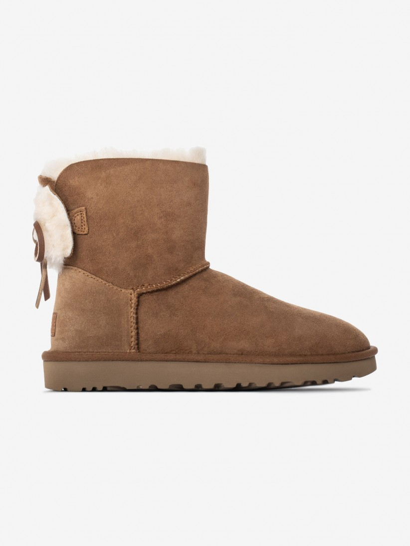 Ugg Classic Double Bow Mini Boots