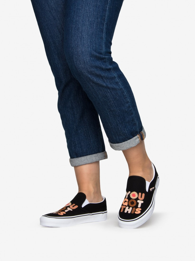 Sapatilhas Vans Classic Slip-On CopAFeel