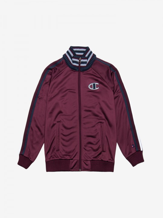 Champion Taped High Neck Jacket