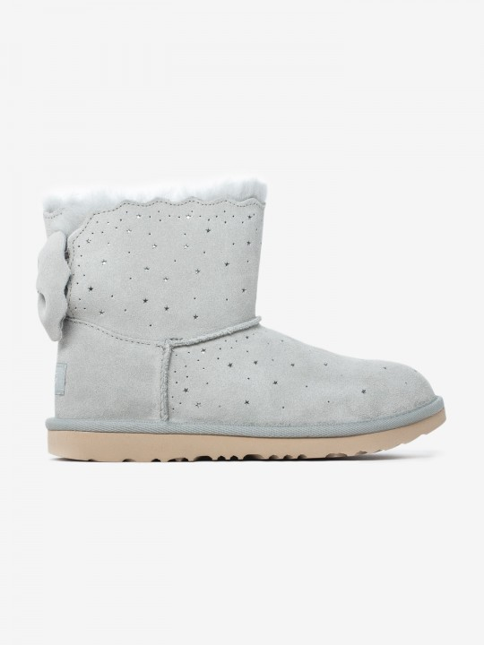 Ugg Mini Bailey Bow II Starry Lite Boots