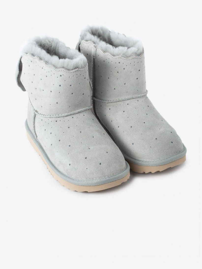 Botas Ugg Mini Bailey Bow II Starry Lite