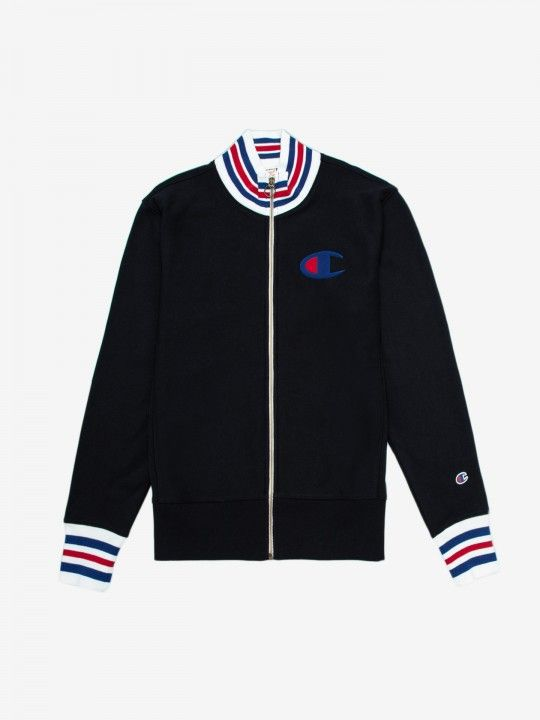 Champion Striped Ends Jacket
