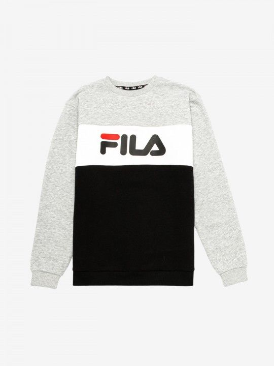 Camisola Fila Night Blocked Crew