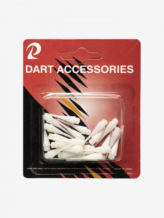 Set of Plastic Tips for Darts