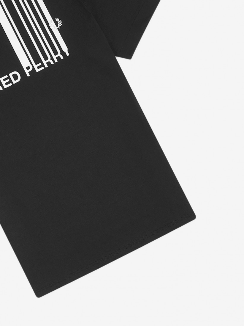 Fred Perry Graphic T-Shirt