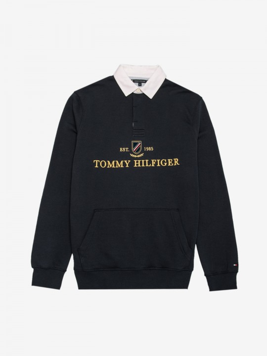 Tommy Hilfiger Icon Pure Rugby Sweater