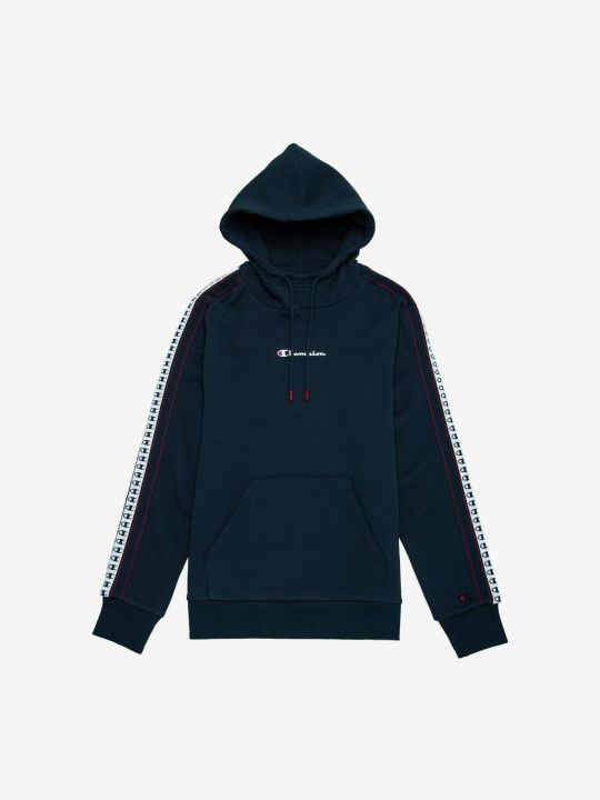 Champion Strap and Hood Sweater