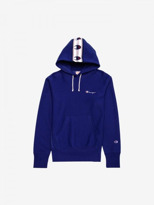 Camisola Champion Striped Hood