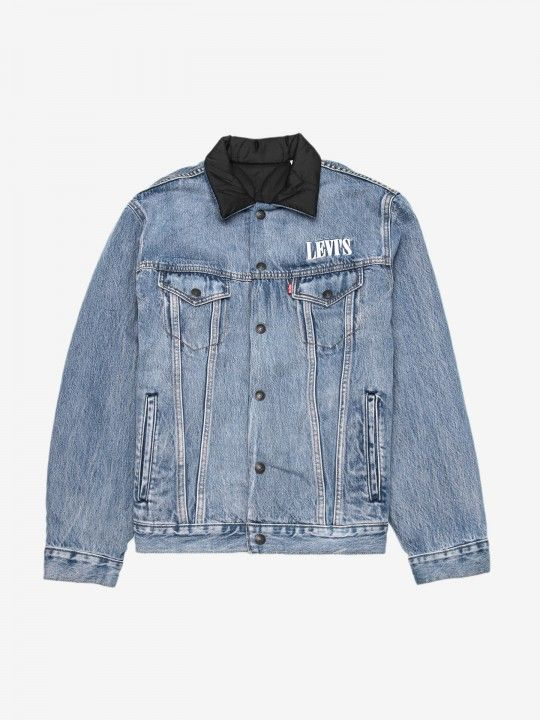 Levis Reversible Trucker Jacket