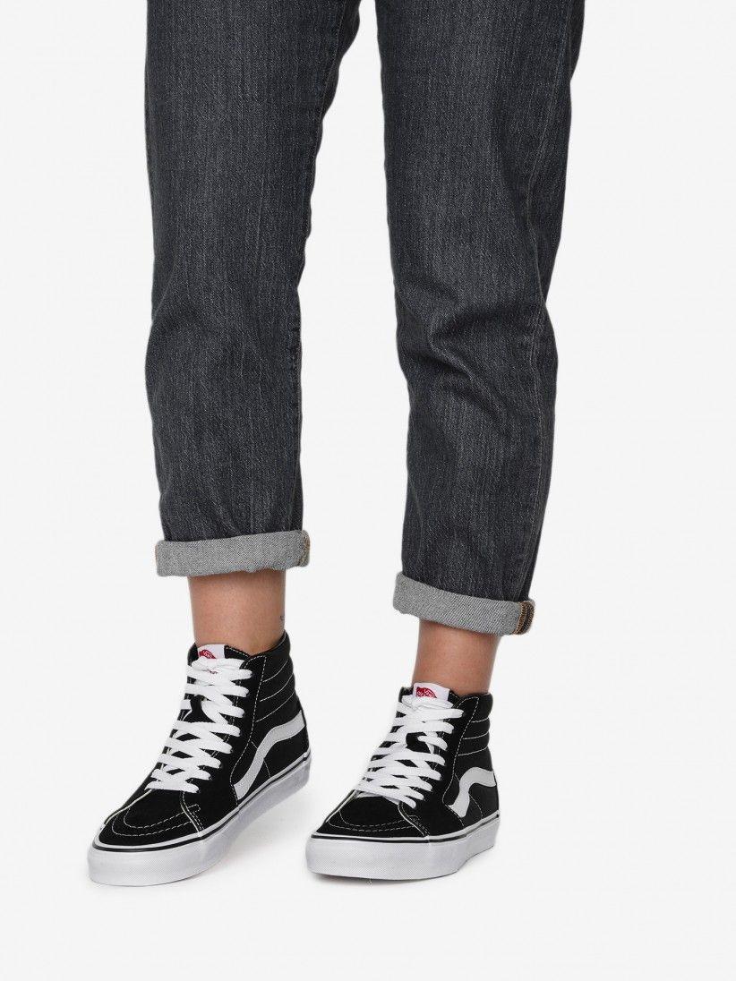 Vans Sk8-Hi Vintage Shoes