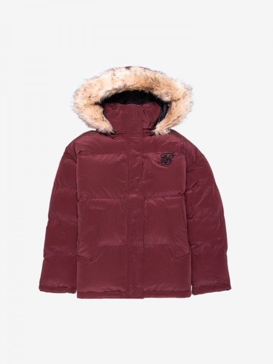 Siksilk Short Parka Jacket