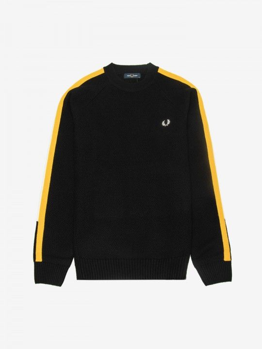 Fred Perry Broken Tipped Sweater