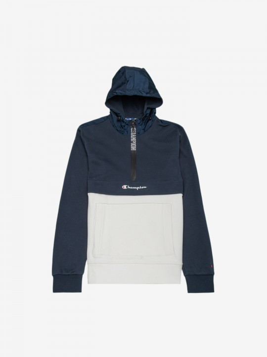 Champion Rochester New York Half Zip Sweater
