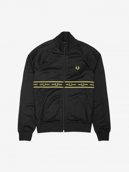 Fred Perry Tape Detail Jacket