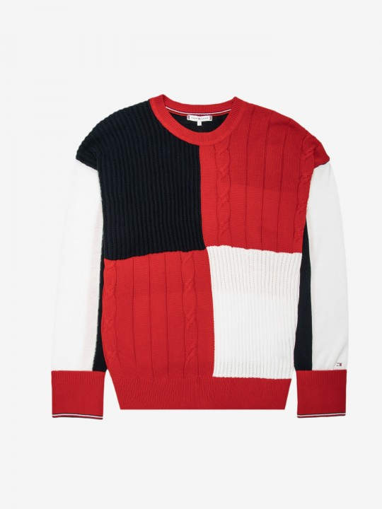 Tommy Hilfiger Donna Sweater