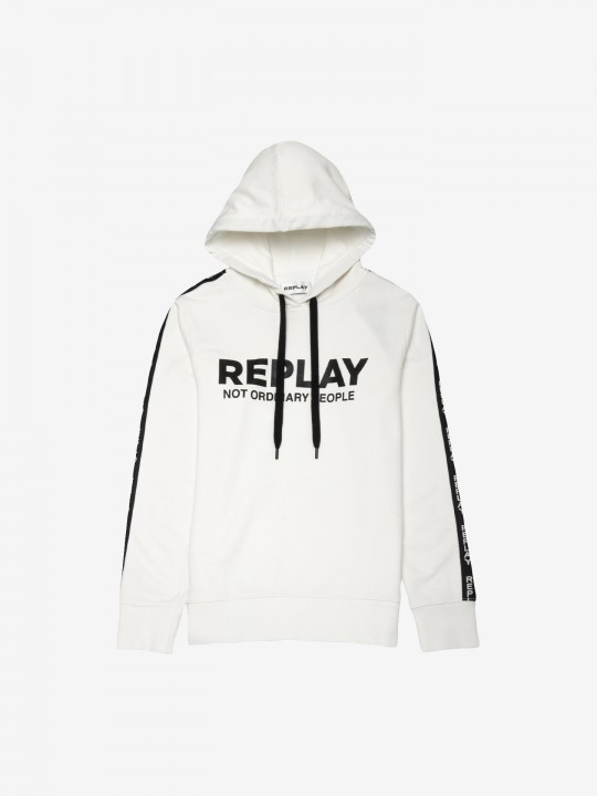 Sudadera Replay Tape
