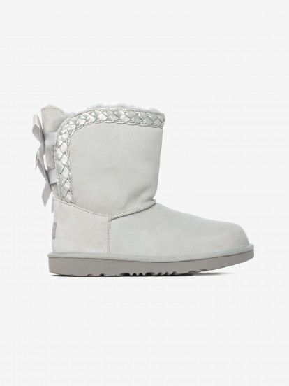 Ugg Classic Short II Braided Boots