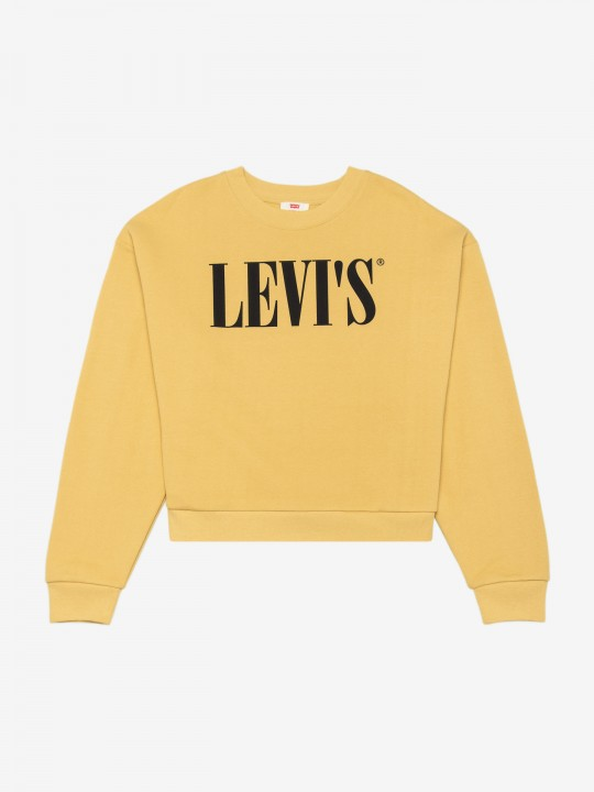 Levis Graphic Diana Crew Sweater