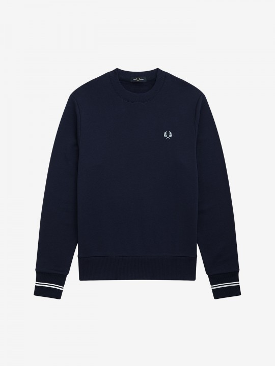 Camisola Fred Perry Crew Neck