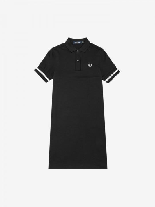 Vestido Fred Perry Bold Tipped