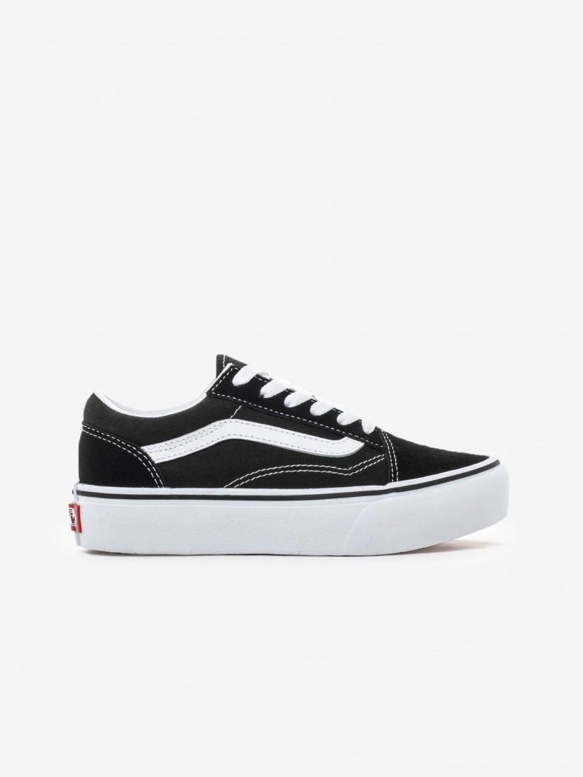 Vans Old Skool Platform Sneakers