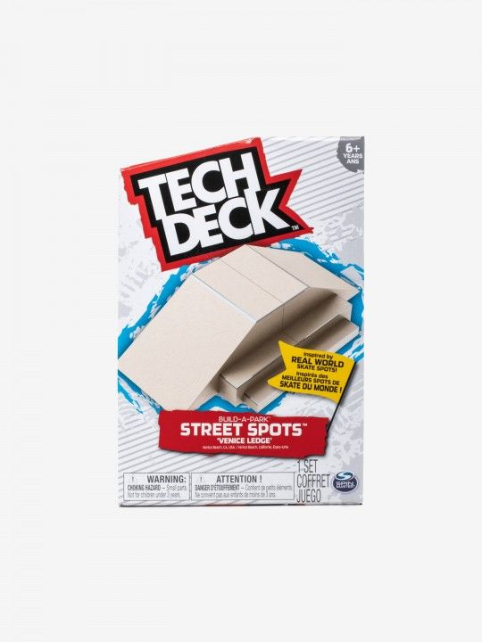 RAMPA TECK DECK BUILD A PARK