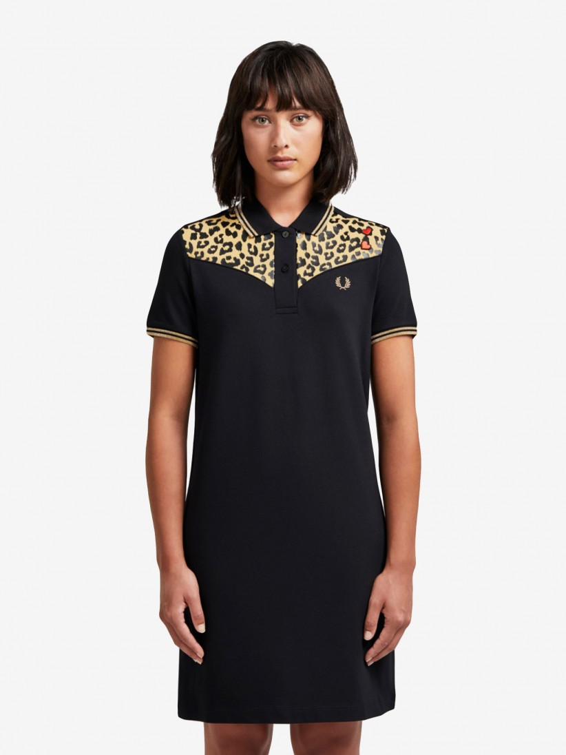 Vestido Fred Perry Amy Winehouse