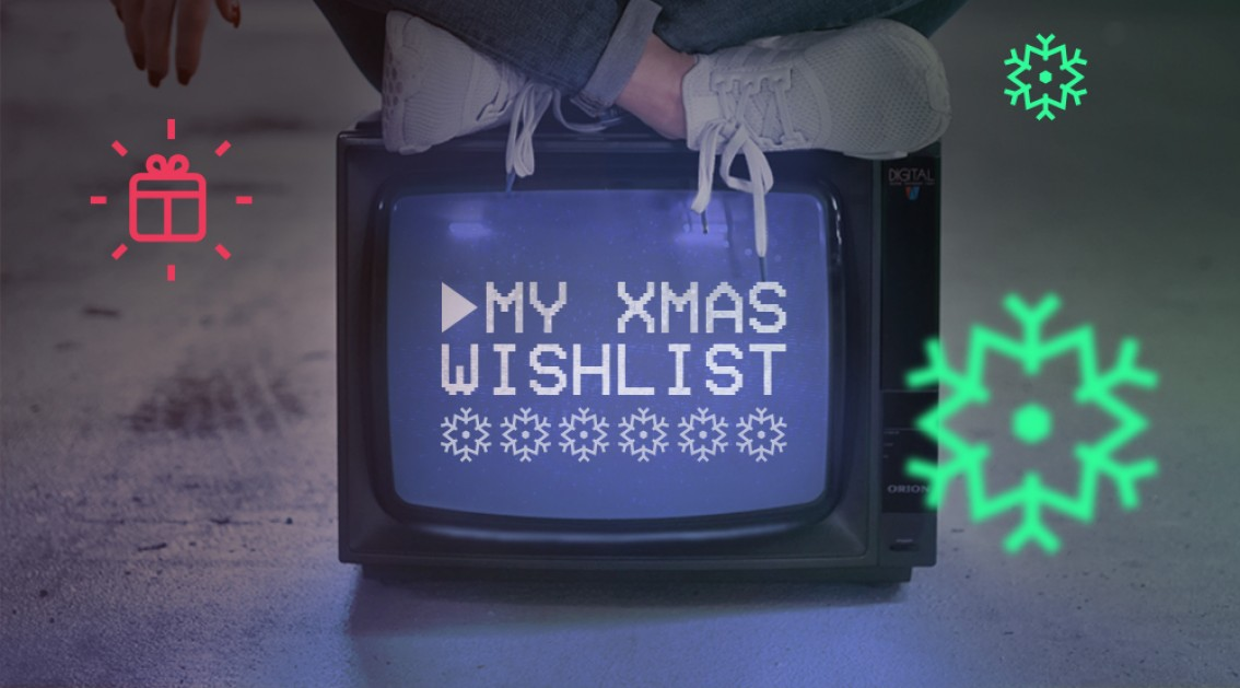 And your wishlist? Already complete?
