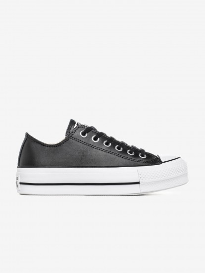 Converse All Star Chuck Taylor Lift Clean Sneakers