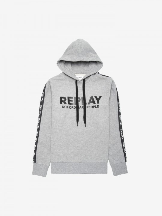 Sudadera Replay Not Ordinary People