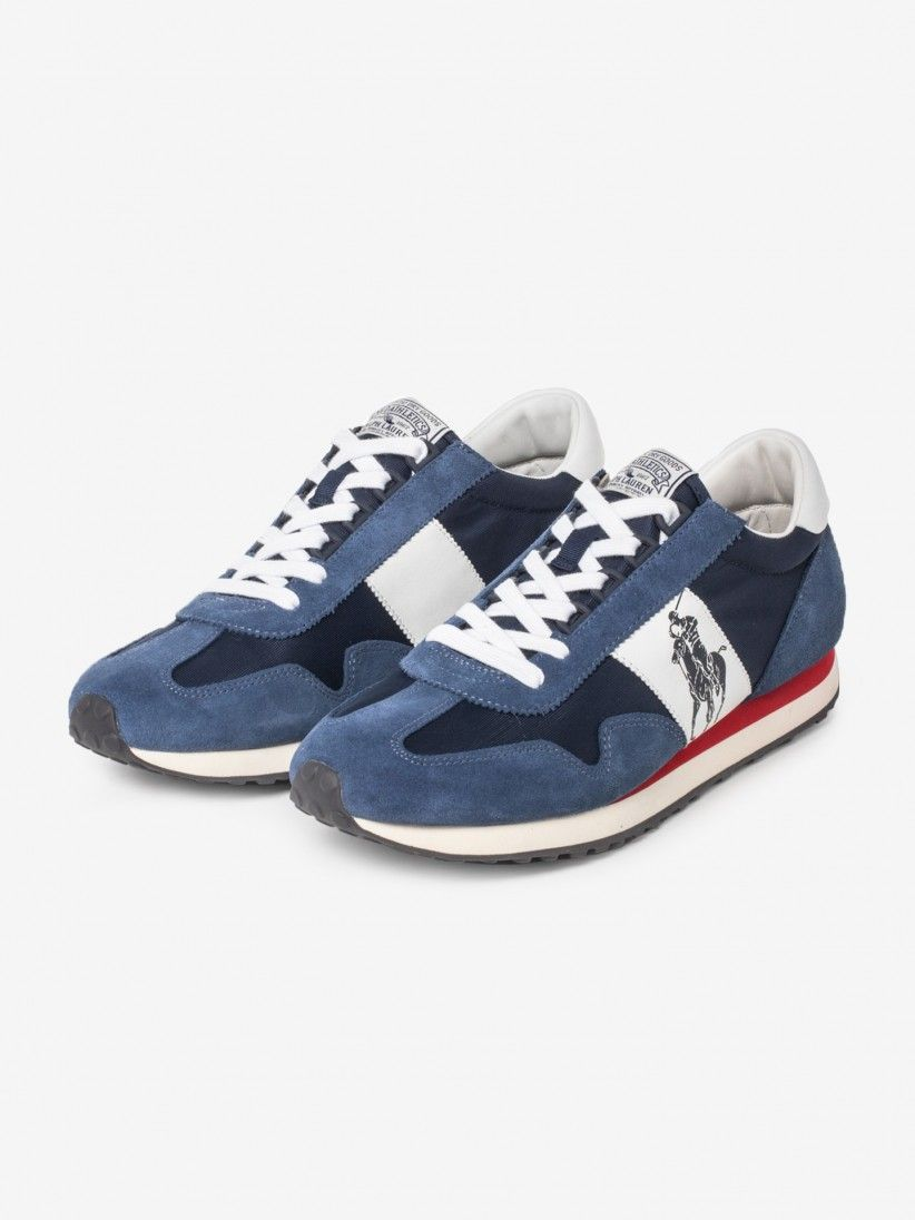Polo Ralph Lauren Train Sneakers