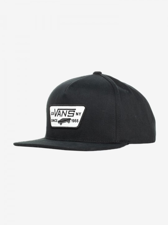 Boné Vans Full Patch Snapback