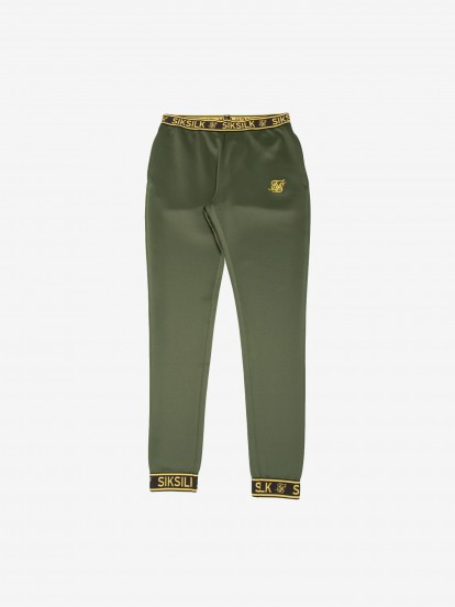 Siksilk Taped Track Trousers