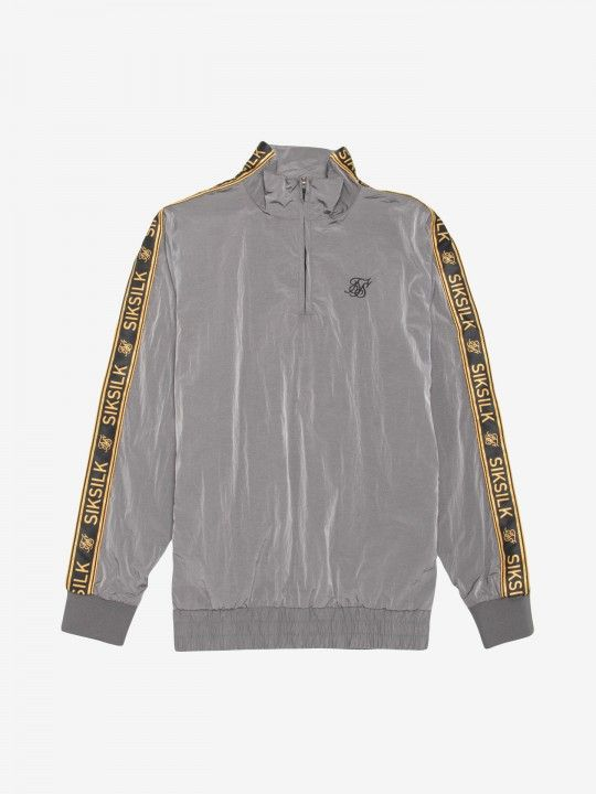 Chaqueta Siksilk Zip Funnel Neck