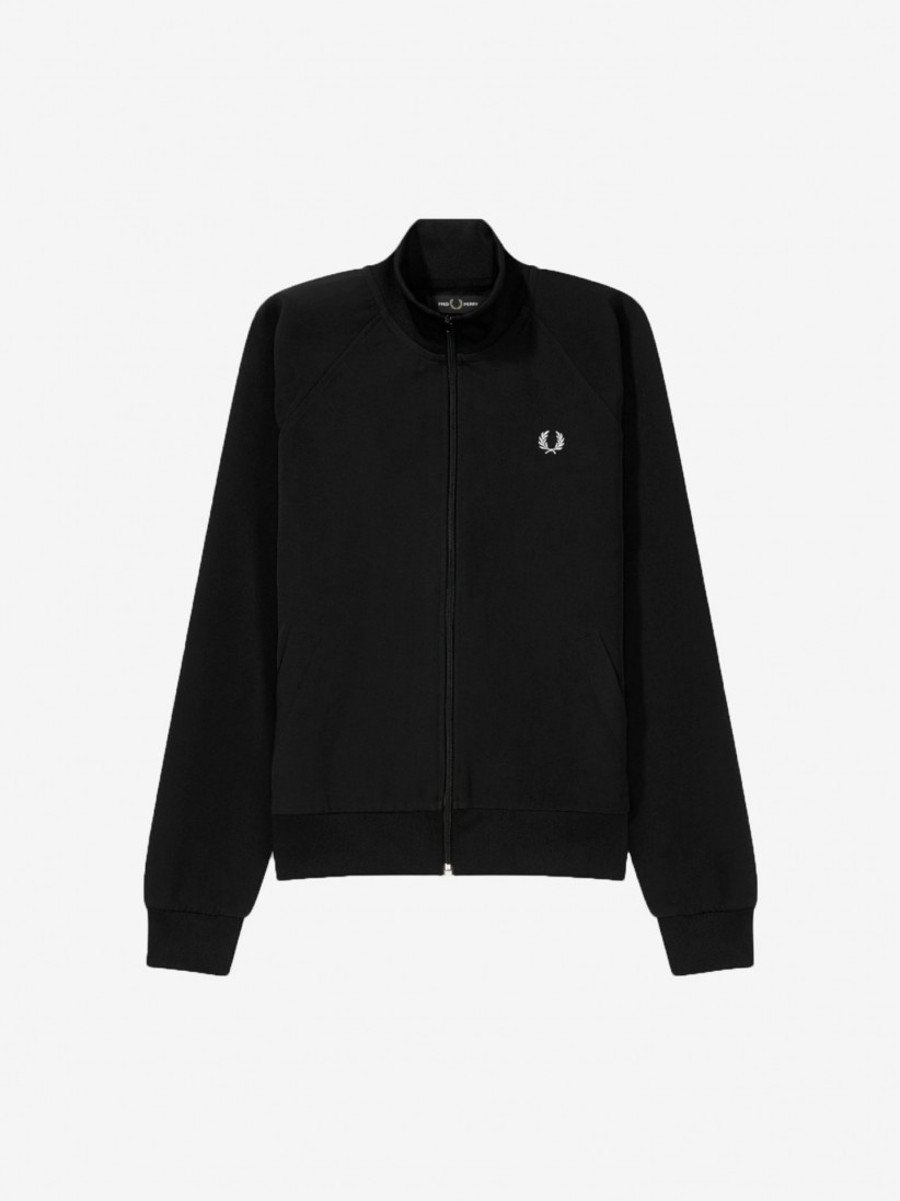 Casaco Fred Perry Track Tape Detail