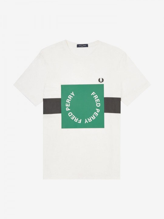 T-Shirt Fred Perry Sports Authentic