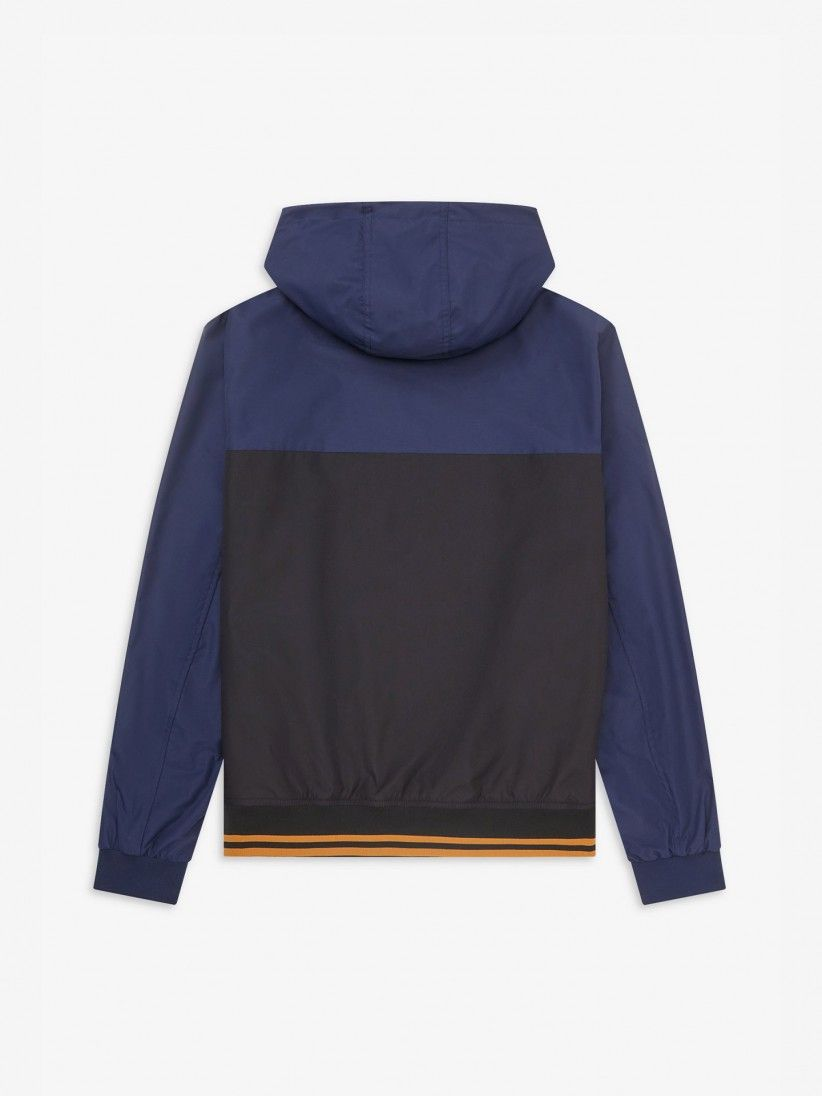 Casaco Fred Perry Brentham Colour Block