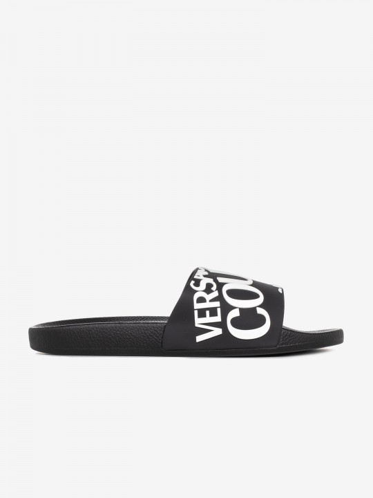 Versace Couture Jeans Slides