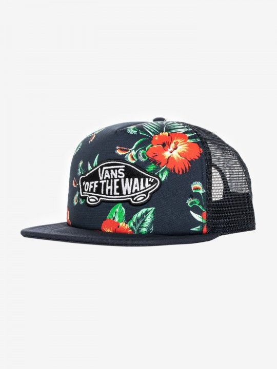 BONÉ VANS MN CLASSIC PATCH TRUCKER