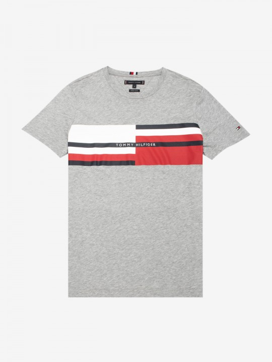 T-Shirt Tommy Hilfiger Abstract Stripe