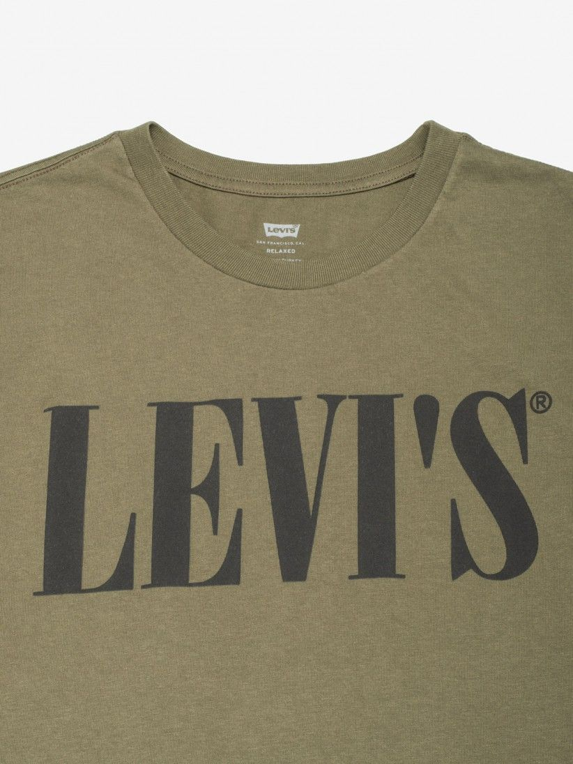T-Shirt Levis Relaxed Graphic