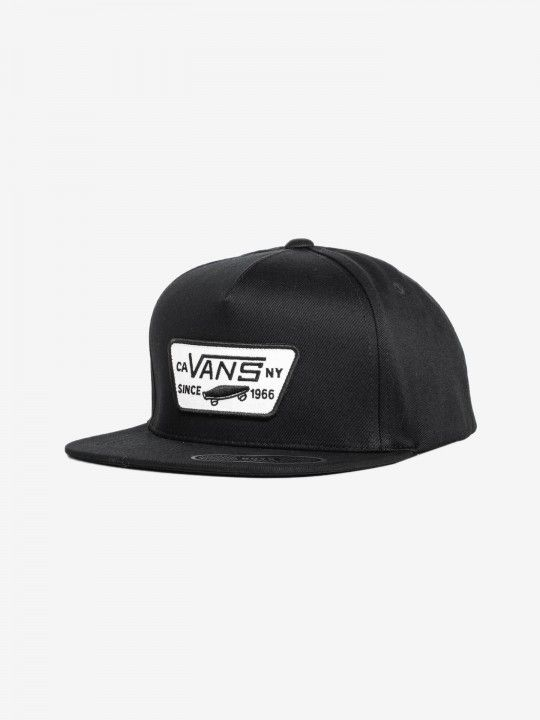 Gorra Vans Full Patch Snapback