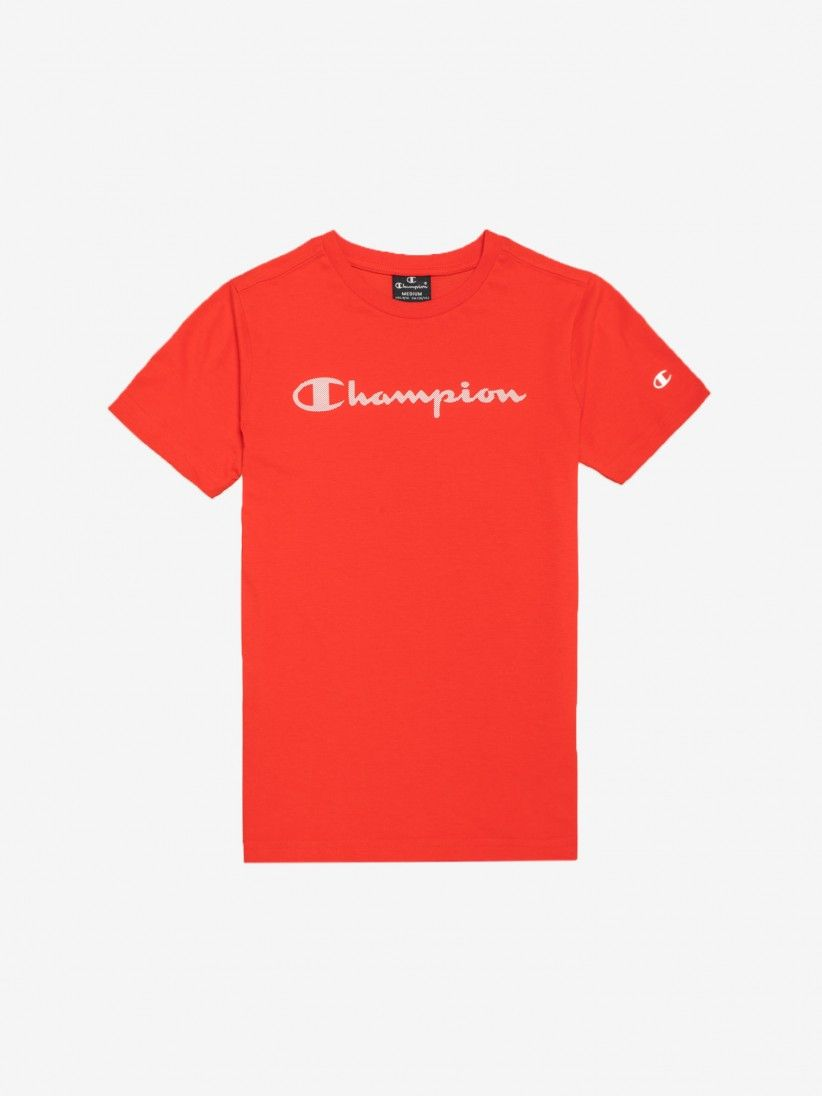 T-shirt Champion Double Logo
