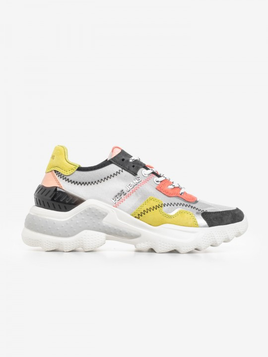 Pepe Jeans Eccles Techno Sneakers