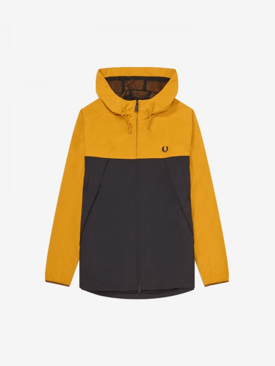 Chaqueta Fred Perry Colour Block Panelled