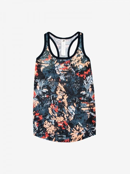New Balance Printed Accelerate Tank V2 T-shirt