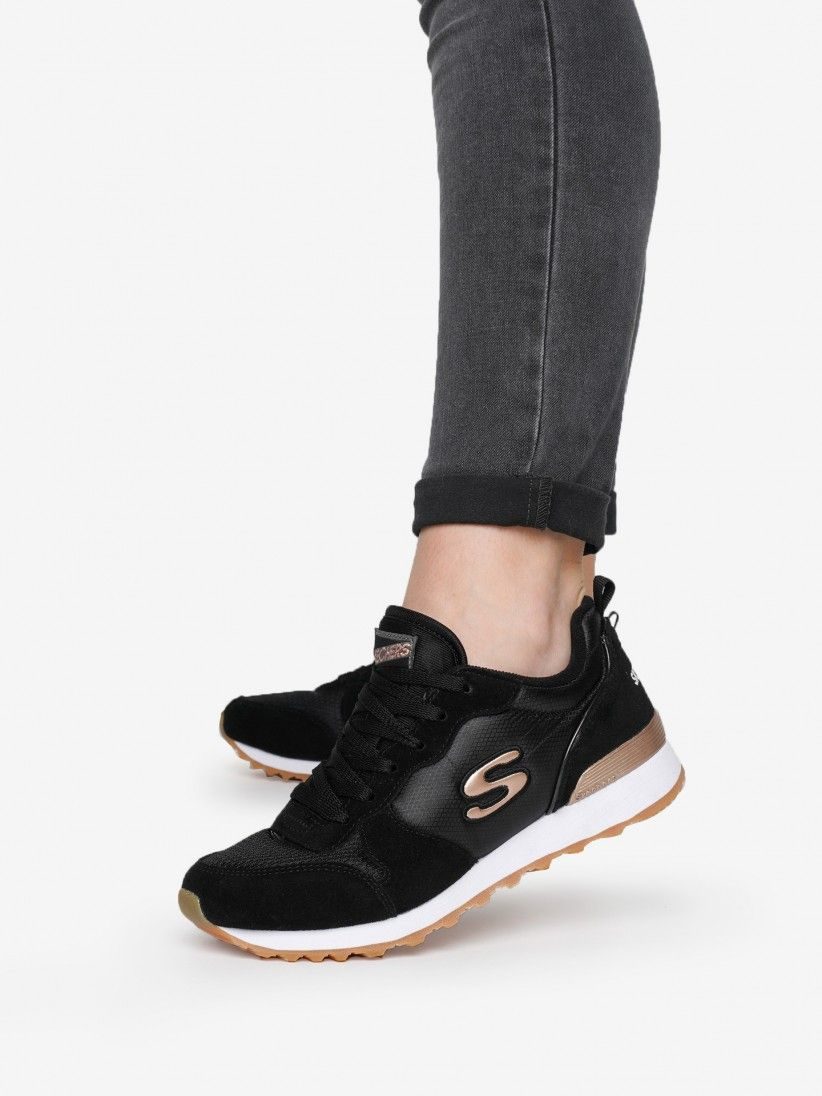 Skechers OG 85 Gold N Gurl Sneakers