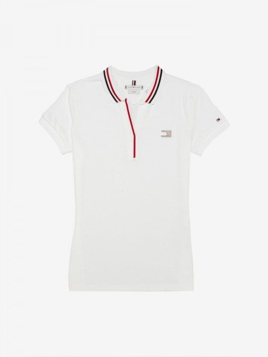 Polo Tommy Hilfiger Signature Slim